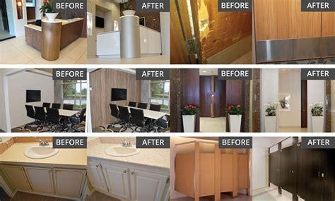 cabinet reface laminate refacing dackor