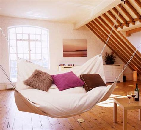 Hammock From Ceiling by Hammock Bed Ceiling Mounted From Four Points I Don T