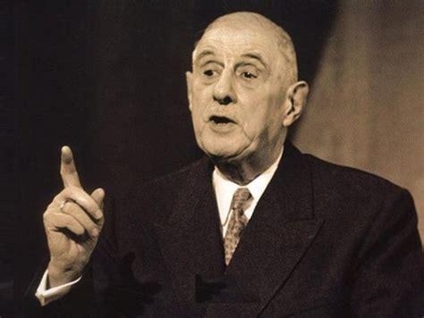 De Gaulle escribió parte de sus memorias en el Parador de ...
