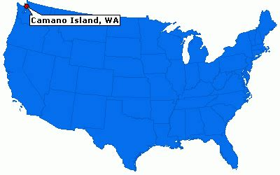 Camano Island, Washington Information   ePodunk