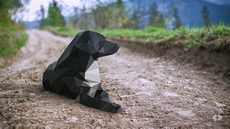 Polygon Animal Wallpaper - polygon wallpaper hdwallpaperfx