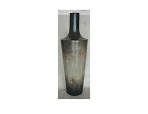 Gray Floor Vase by Steinhafels Large Grey Floor Vase