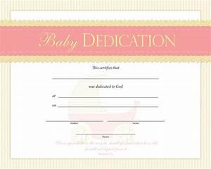 baby dedication certificate pentecostalpublishingcom With baby dedication certificates templates