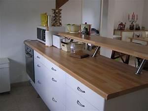 Ikea Bar Cuisine : faire un bar de cuisine 34042 ~ Teatrodelosmanantiales.com Idées de Décoration