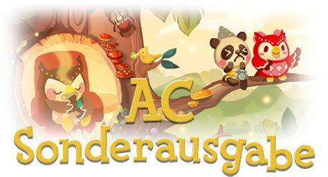 news uebersicht animal crossing  leaf
