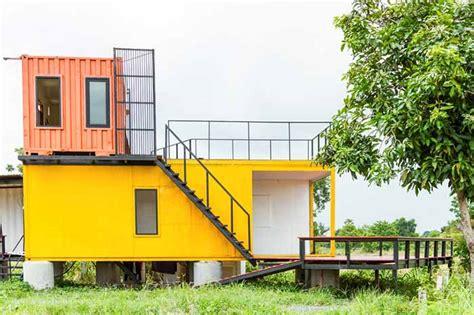 prix construction maison container budget maison