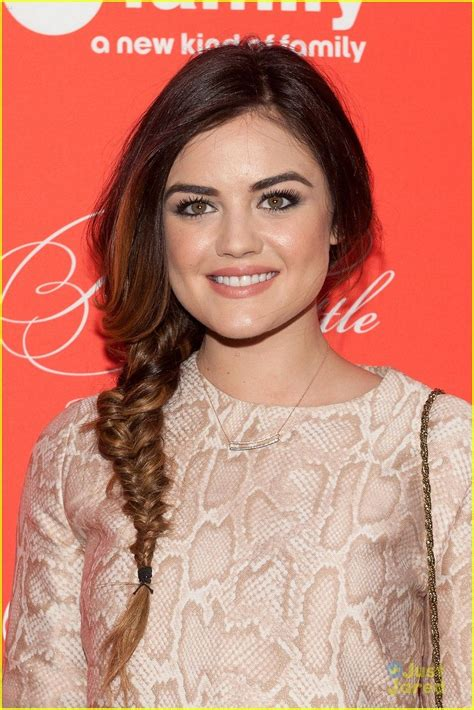 Lucy Hale : 'Pretty Little Liars' Live Table Read ...