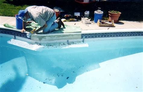 how to replace and repair pool tiles pool maintenance