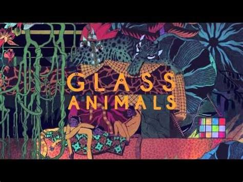 glass animals toes official audio soulful  mix