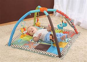 Baby Activity Center Gym Play Soft Mat Kids Infant Toddler ...