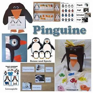 Thema Märchen Im Kindergarten Basteln : projekt pinguin kindergarten und kita ideen ~ Frokenaadalensverden.com Haus und Dekorationen