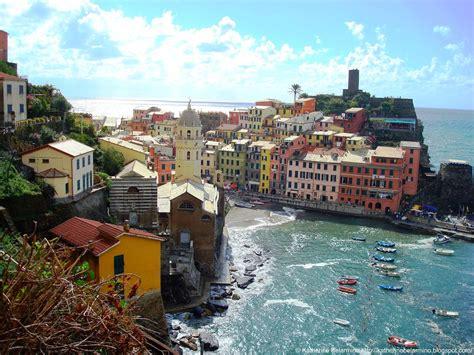 The Cinque Terre On The Beautiful Italian Riviera Travel