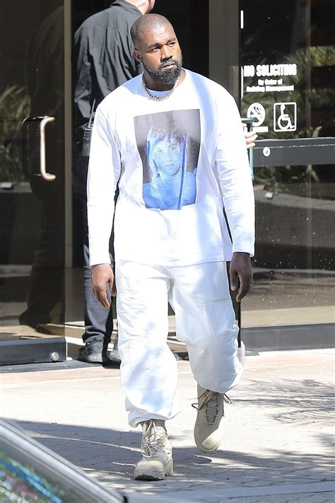 kanye west channelled david lynch   cleanest fit  year