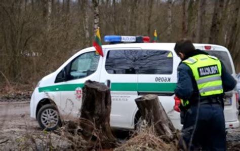 Lietuvu satricinājusī slepkavība: aizdomās turētos nogādā ...