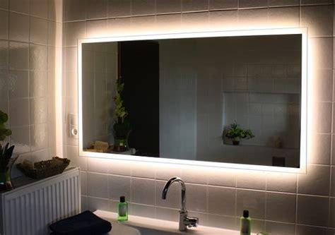Le über Badspiegel by Myspiegel De Forte Allround Led