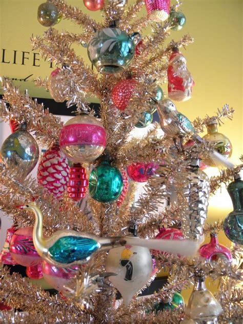 unique vintage christmas ornaments  beauty