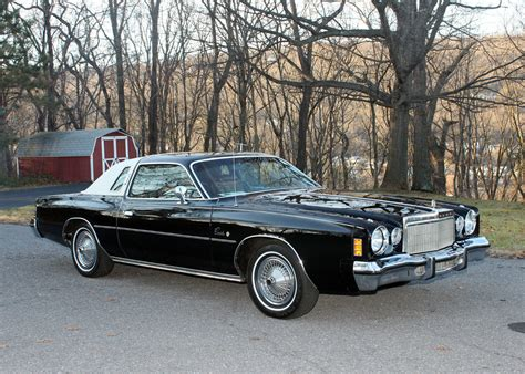 Chrysler 2 Door Coupe by All American Classic Cars 1975 Chrysler Cordoba 2 Door Coupe