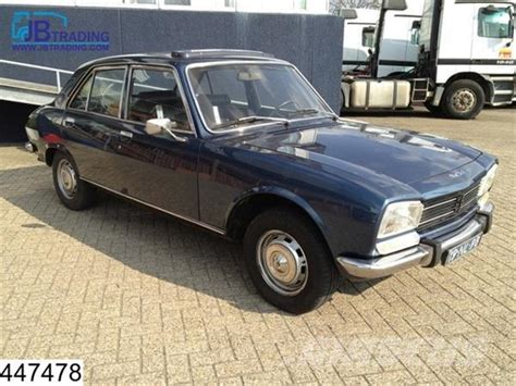 Peugeot 504 For Sale Usa by Used Peugeot 504 504 A 13 4 Cilinder Benzine Cars Year