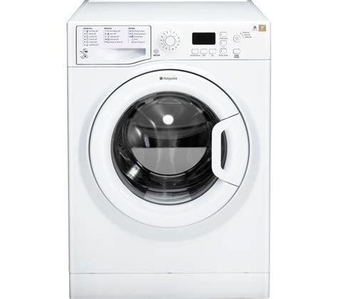 Buy HOTPOINT Aquarius FDF 9640 P 9 kg Washer Dryer   White