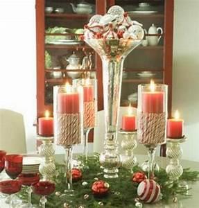 Tischdekoration Zu Weihnachten : bastelideen zu weihnachten dekorieren sie dezent ihr zuhause ~ Michelbontemps.com Haus und Dekorationen