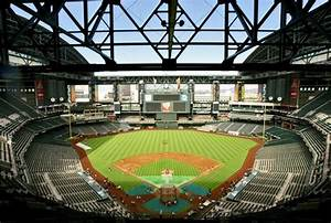 Chase Field In Phoenix, Arizona,Too Hot Not To Put A ...