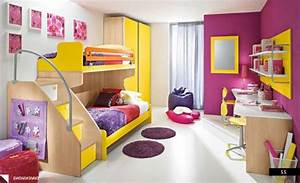 Colorful Room Ideas For Your Children Interior