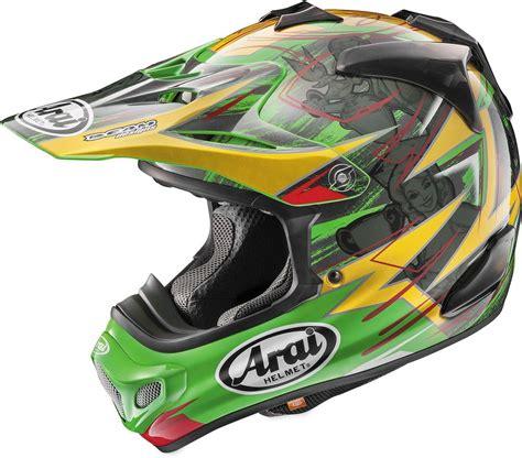 arai helmets motocross arai vx pro4 tickle trophy mx motocross helmet with