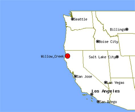 willow creek profile willow creek ca population crime