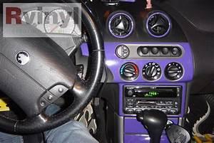 Dash Kit Decal Auto Interior Trim For Mercury Cougar 1999