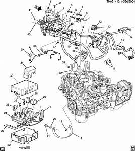Duramax Lb7 Engine Parts Diagram