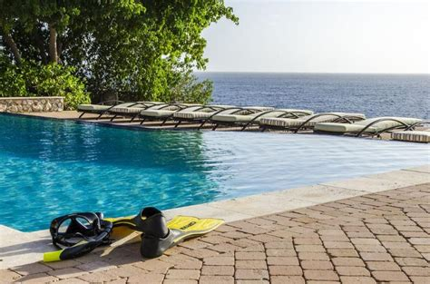 Serene Caribbean Rental Villa by Serene Paradise Oceanfront Villa Secluded