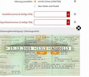 Kfz Steuer Berechnen Hsn Tsn : fahrzeugschein fahrzeugbrief kfz schein hsn tsn kfz versicherung ~ Themetempest.com Abrechnung