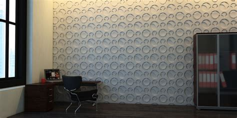 5m² 3d Wandpaneele Aus Gips, Wandverkleidung