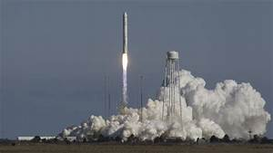 Antares Rocket Launch Is A Success, In Test Of Orbital ...