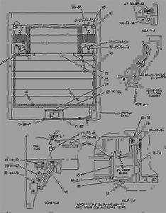 8x7711 Wiring Group-rear - Motor Grader Caterpillar 160h Na
