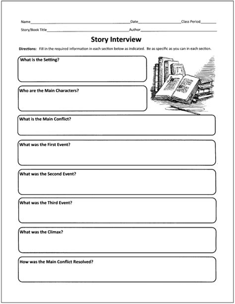 timeline template 10 points 5th grade free graphic organizers for teaching literature and reading