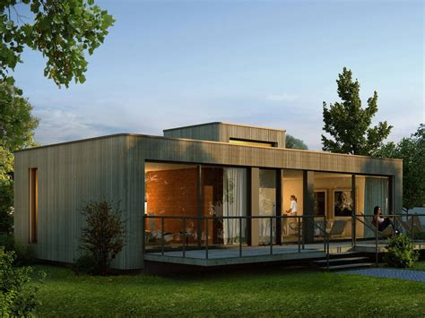 single fertighaus bungalow singlehaus designerhaus palisadio moderner bungalow mit avec single haus fertighaus et 4