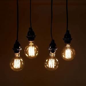 Suspension Ampoule Vintage : ampoule filament e27 vintage 220v lumix ~ Dode.kayakingforconservation.com Idées de Décoration