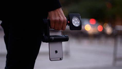 iphone rig shoulderpod shoulderpod r1 go professional iphone rig