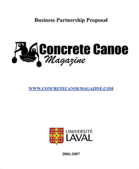proposal samples