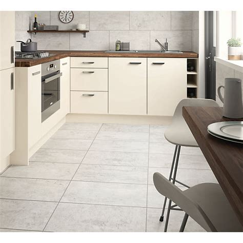 kitchen floor and wall tiles wickes city grey ceramic tile 600 x 300mm wickes co uk 8066