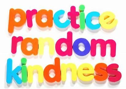 Kindness Random Acts Act Week Practice Tokens
