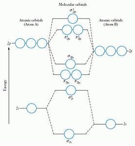 Molecular Orbital Diagram Cn
