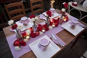 Tischdeko Rot Weiß : tischdeko im winter zur hochzeit 18 farb und motivideen ~ Watch28wear.com Haus und Dekorationen
