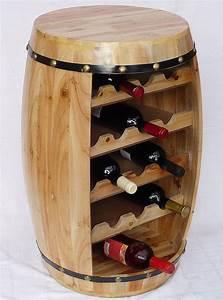 Porte Bouteille De Vin : 17 meilleures id es propos de barre de tonneau de vin ~ Dailycaller-alerts.com Idées de Décoration