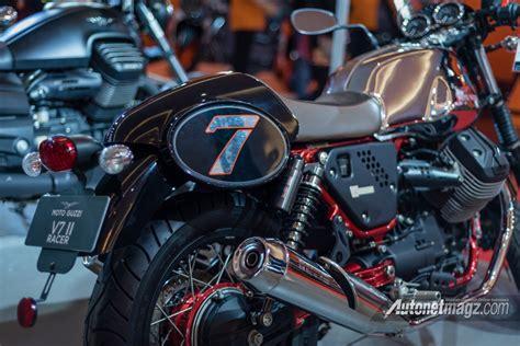 Gambar Motor Moto Guzzi V7 Ii by Moto Guzzi Iims 2018 V7 Ii Racer Autonetmagz Review