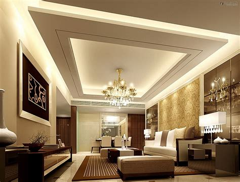 Ceiling Designs for Your Living Room Simple false