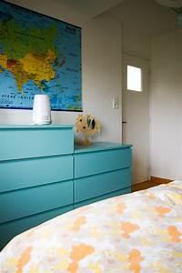 Repeindre Meuble Ikea : ikea malm repeint peindre meuble ikea tangerinette ~ Melissatoandfro.com Idées de Décoration