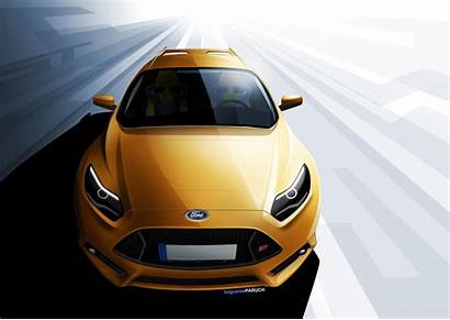 Focus Ford Nuova Wallpapers Backgrounds Wiki Sketch