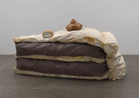 Claes Oldenburg Floor Cake floor cake guggenheim museum bilbao